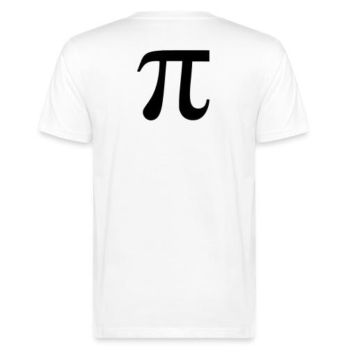 T-Shirt PI klimaneutral - Männer Bio-T-Shirt