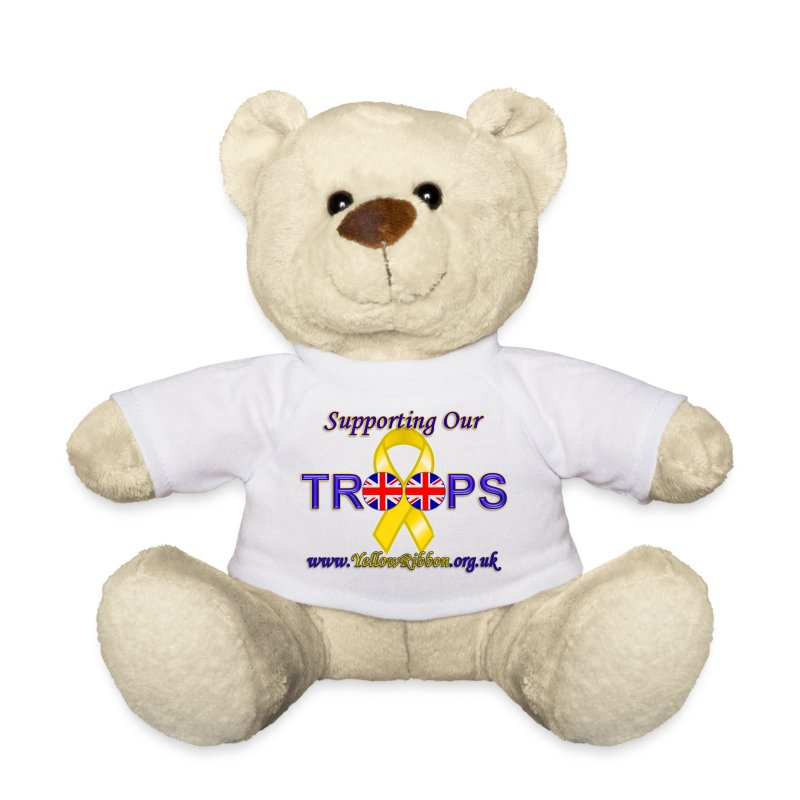 Support our Troops Teddy - Teddy Bear