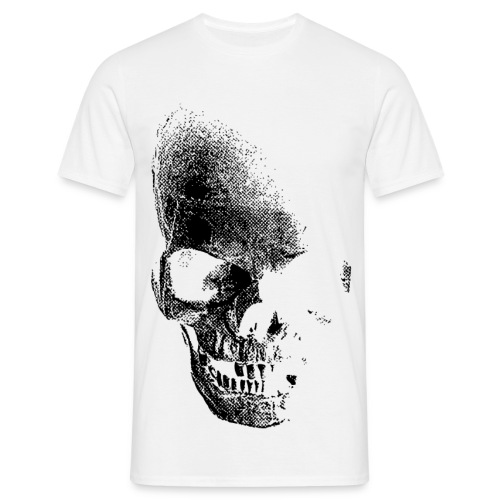Paint Skull - Camiseta hombre