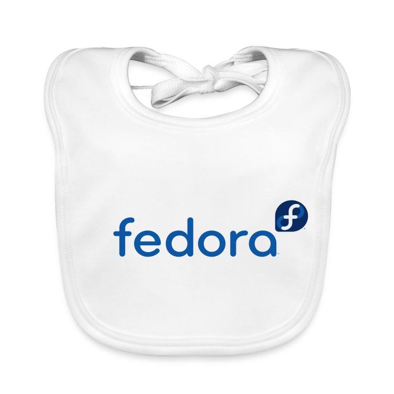 fedora-logo - Bavoir bio Bébé