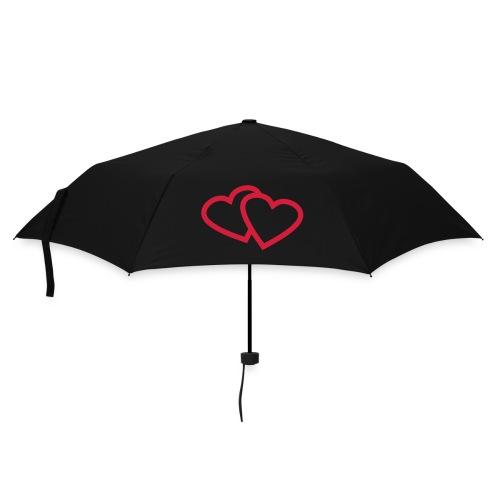Schirm für Verliebte - Regenschirm (klein)
