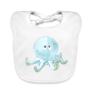 Baby Bibs ~ Baby Organic Bib ~ Octobib