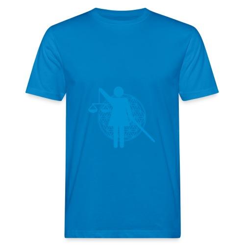 Justiz+ - Männer Bio-T-Shirt