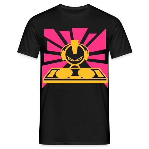 Manga DJ - T-shirt Homme