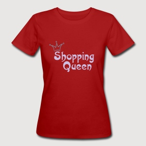 SHOPPING QUEEN | Frauenshirt organic - Frauen Bio-T-Shirt