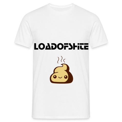 mens load of shite summer tee - Men's T-Shirt