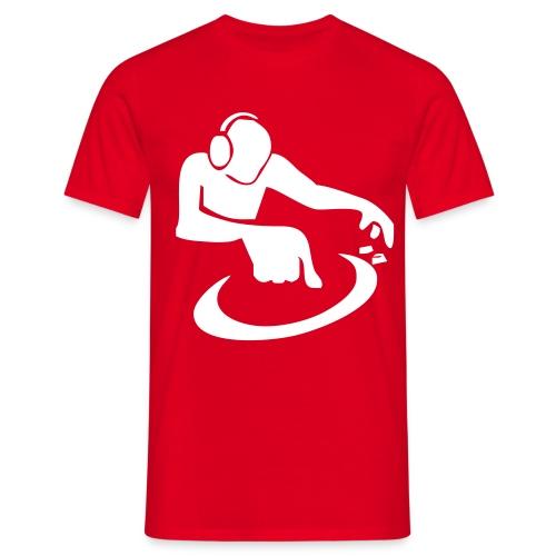DJ Scretch - Männer T-Shirt
