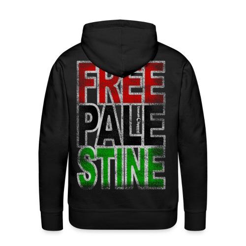 Free Palestine - Men's Premium Hoodie