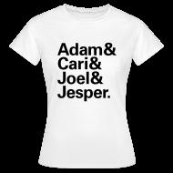 T-Shirts ~ Women's T-Shirt ~ Swedish Techno Heroes (Gals)