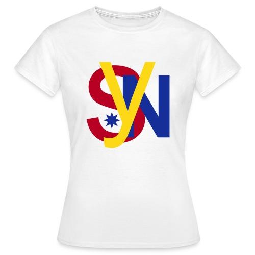 Farben/Text auf Anfrage - Frauen T-Shirt