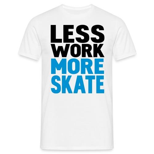 More skate  - T-skjorte for menn