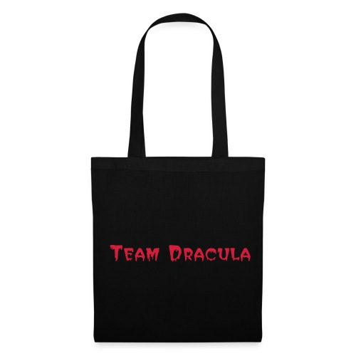 Team Dracula/Because real vampires don't sparkle - Tote Bag