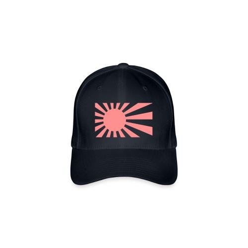 casquette nippon sun kamikaze - Casquette Flexfit