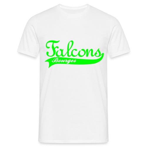 T-shirt Vert néon (H) - T-shirt Homme