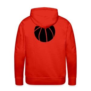 Basketball 2 - Mannen Premium hoodie
