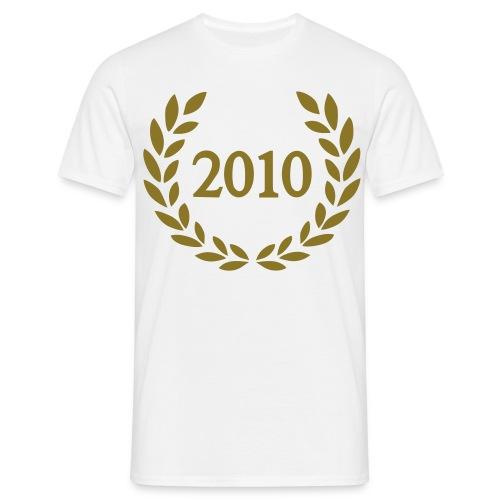 2010 T-Shirt - Men's T-Shirt