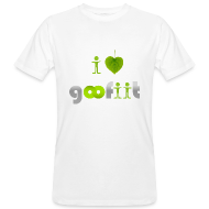 Tee shirts ~ Tee shirt bio Homme ~ I like GooFiiT face