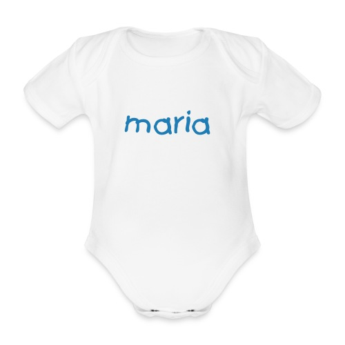 baby wear - Organic Short-sleeved Baby Bodysuit