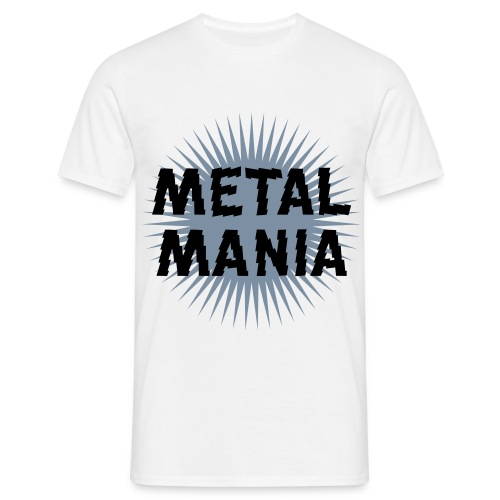 Metal Mania - Men's T-Shirt