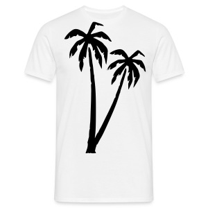 Miami Love - Mannen T-shirt