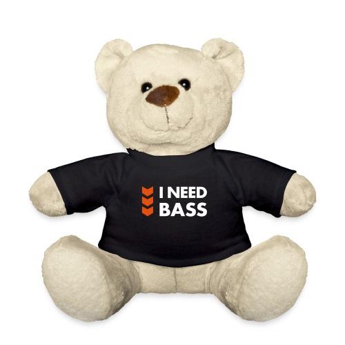 Teddy | I Need Bass - Teddy