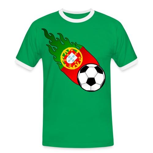 FFC Support Portugal - Men's Ringer Shirt
