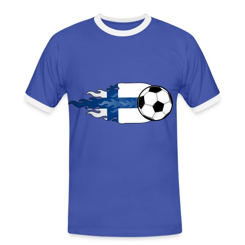 FFC Support Suomi - Men's Ringer Shirt