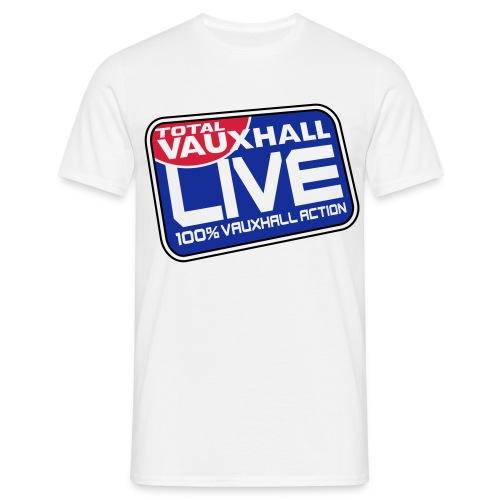 Total Vauxhall Live - Men's T-Shirt