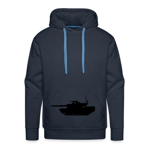 pull:Conflict - Sweat-shirt à capuche Premium pour hommes
