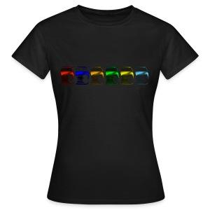 StrichachtStrichachtStrichachtStrichachtStrichachtStrichacht - Frauen T-Shirt