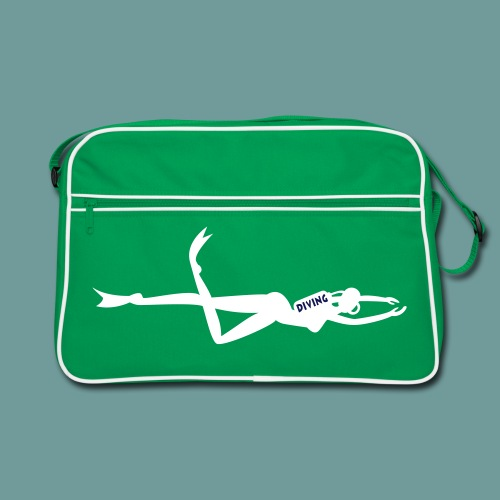 Sac Scubadiving girl - Sac Retro