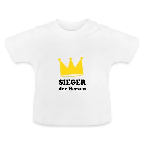 Ganz Kleine Sieger - Baby T-Shirt