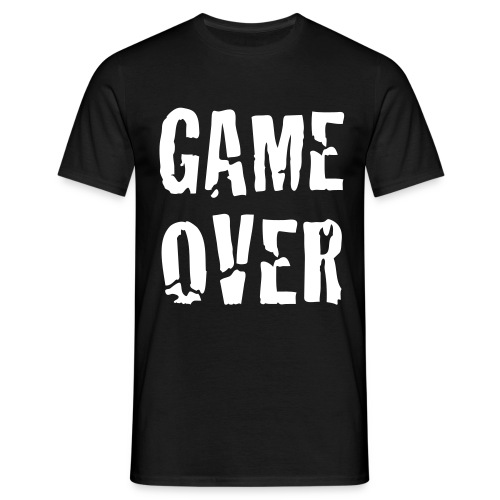 Game Over - T-shirt Homme