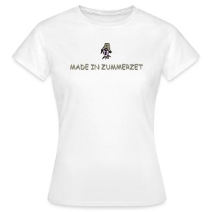 made in zummerzet classic t-shirt - Women's T-Shirt