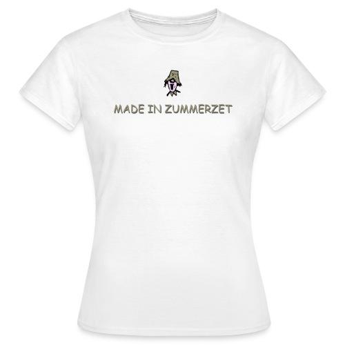 made in zummerzet classic t-shirt - Women's T-Shirt