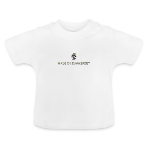 made in zummerzet baby t-shirt - Baby T-Shirt