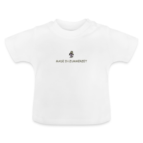 made in zummerzet baby t-shirt - Baby T-Shirt
