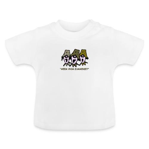 weem vrom zummerzet baby t-shirt - Baby T-Shirt