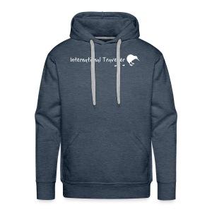 International Traveller Hoodie - Men's Premium Hoodie