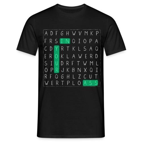 CruciX - Maglietta da uomo
