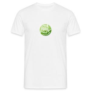 MWI_white_shirt - Men's T-Shirt