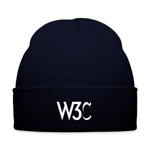 w3c_blue_bearny - Winter Hat