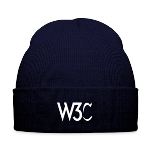 w3c_blue_bearny - Winter Hat