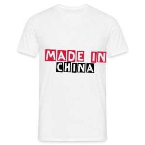 china t shirt - Men's T-Shirt