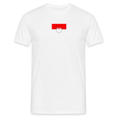 Franken-3 - Männer T-Shirt