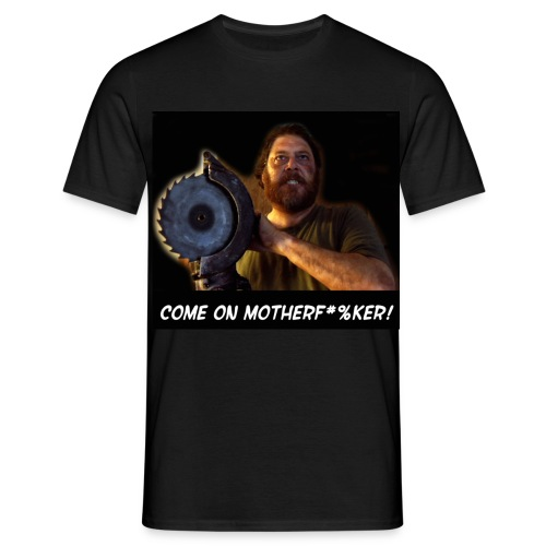Come on Motherf-----! Men's - Men's T-Shirt