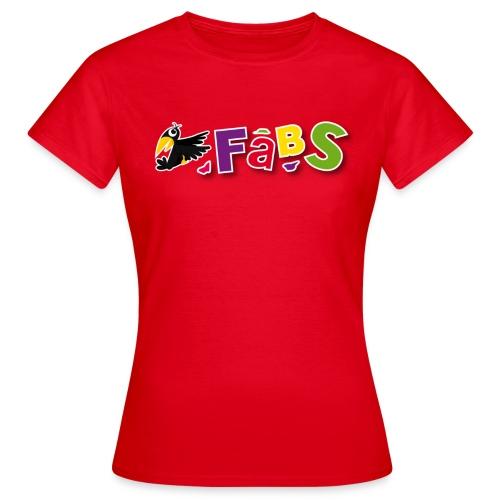Fabs Frauenshirt 1.0 - Frauen T-Shirt