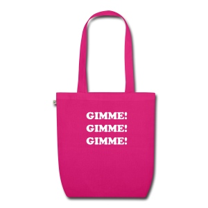Gimme tote bag - EarthPositive Tote Bag