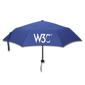 w3c_blue_umbrella - Umbrella (small)