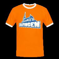 T-Shirts ~ Männer Kontrast-T-Shirt ~ Zeltingen